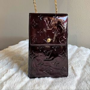 Louis Vuitton Crossbody Walker Wallet
